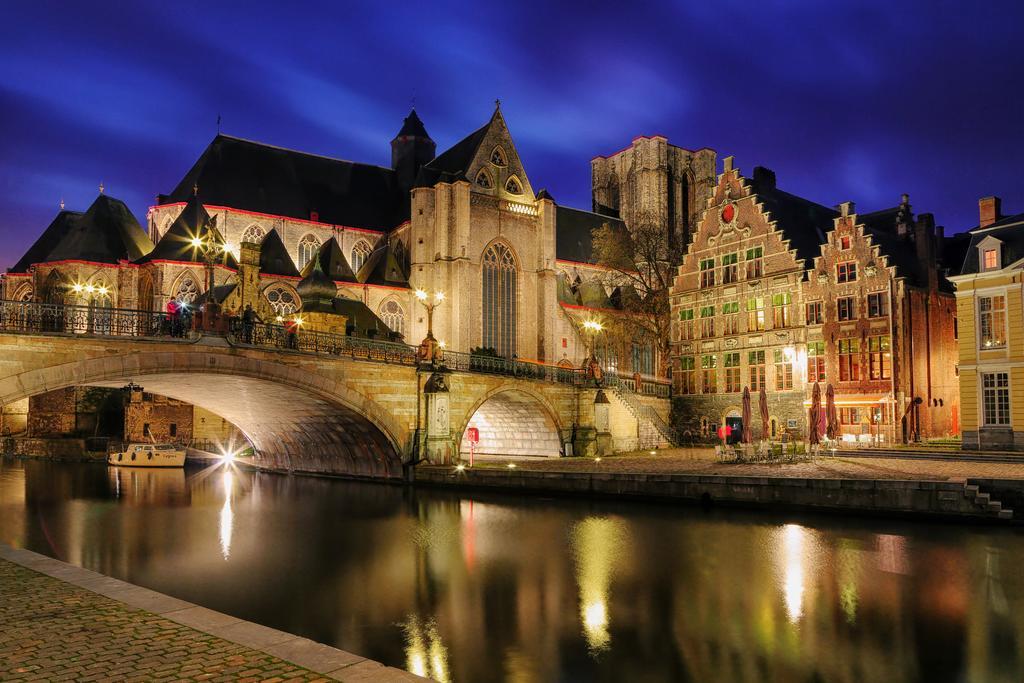 Flemish Region of Belgium- Ghent.