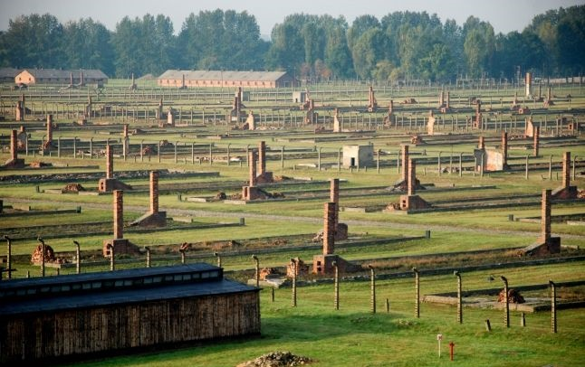 Auschwitz tour - Birkenau camp